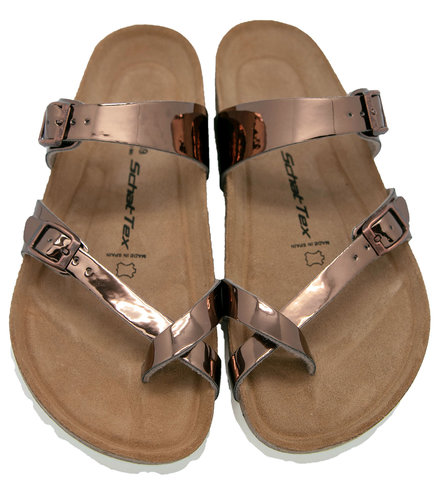 Damensandalen Bronze Summer