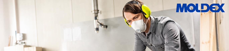 Staub & Schweißermasken , Einwegmasken in diversen Schutz-Klassen